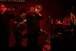 Dave Douglas & Brass Ecstasy at Jazz Standard