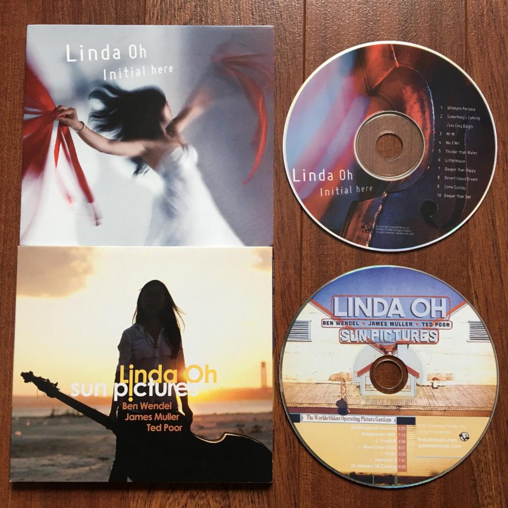 Get the Linda May Han Oh CD bundle   Greenleaf Music by Dave