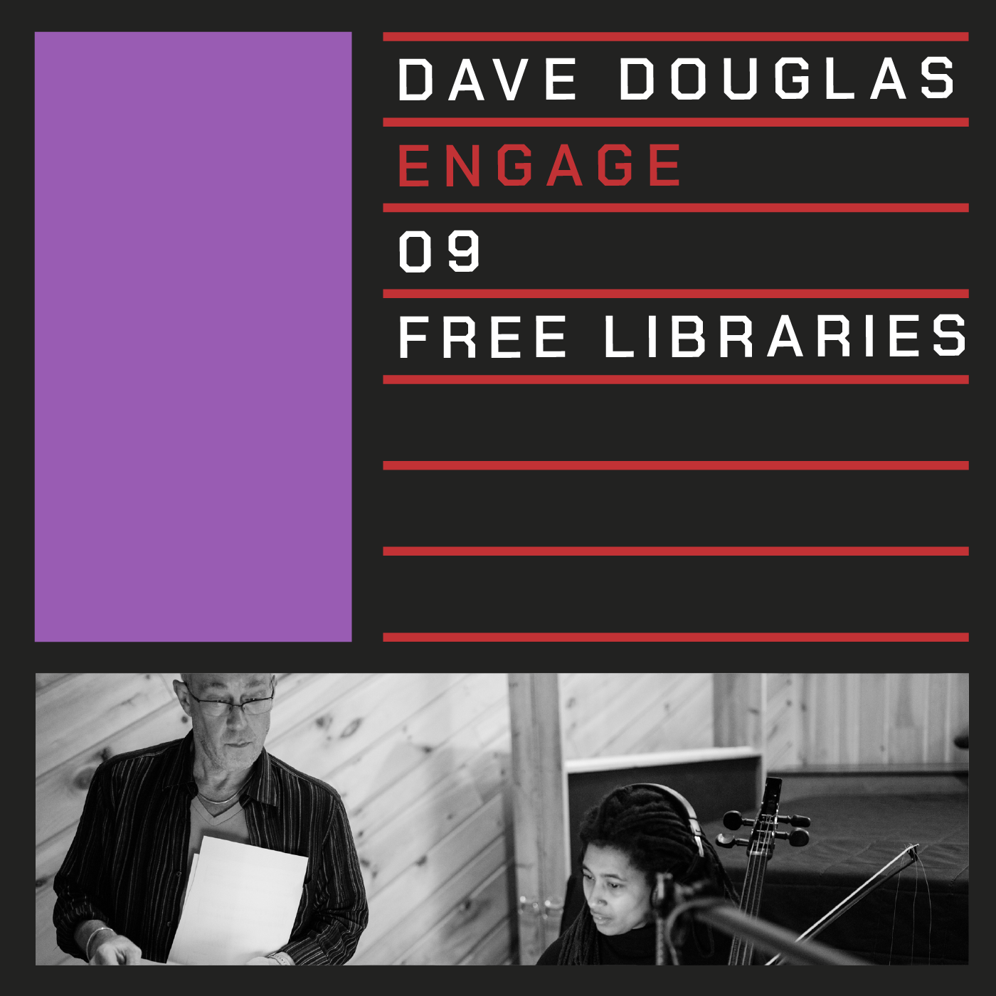 Greenleaf Music by Dave Douglas | Jazz Recordings and Podcasts
